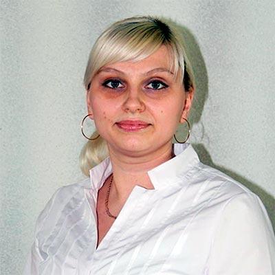 Чеснокова Кристина Алексеевна