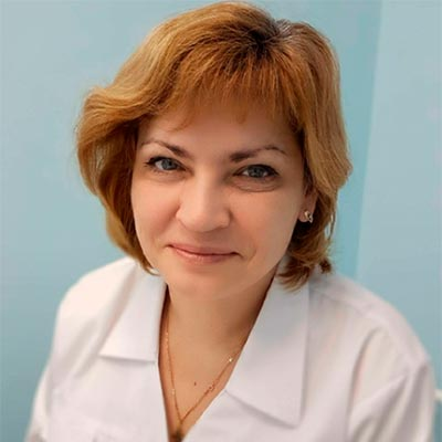Нестеренко Оксана Вячеславовна