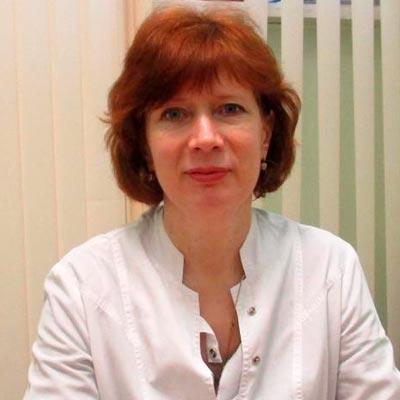 Лаврентьева Ирина Леонидовна