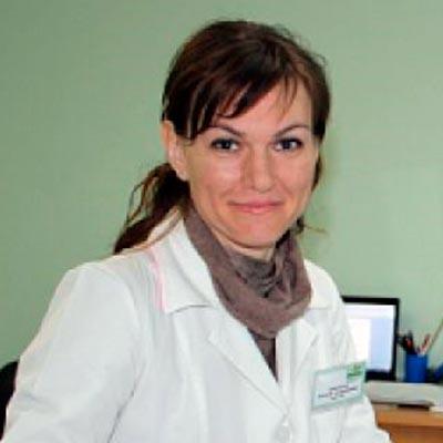Шевченко Полина Анатольевна