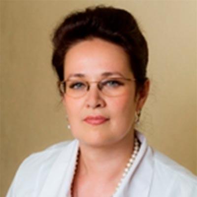 Суворченкова Ольга Валерьевна